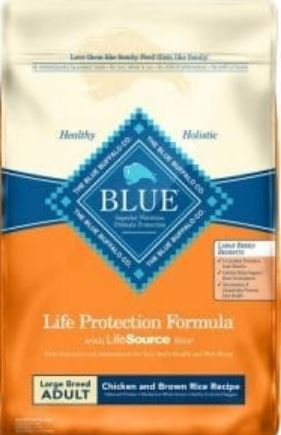 best food for great danes blue life protection great dane food
